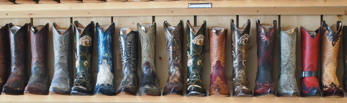 Boots and Bangles Sendra laarzen collectie